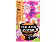 Clipper  Flower Power Elderflower Hibiscus & Limeflower Tea
