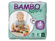Bambo Nature  Nappies - Maxi Size 4