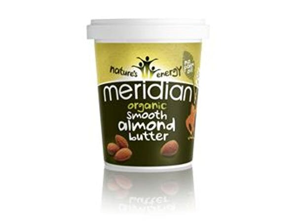 Meridian  Organic Smooth 100% Almond Butter