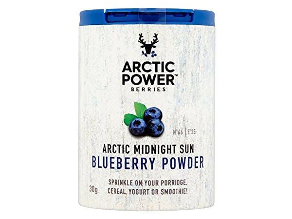 Arctic Power  100% Pure Blueberry Powder