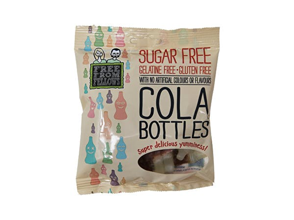 Free From Fellows  Cola Bottles
