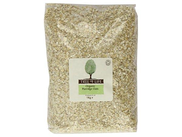 Tree Of Life  Organic Oats - Porridge