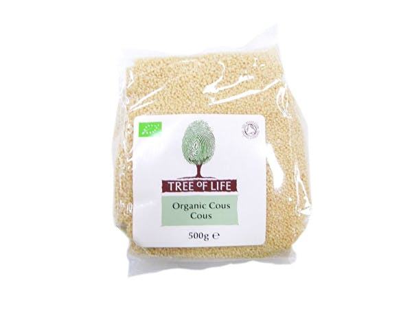 Tree Of Life  Organic Cous Cous