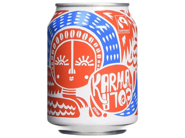 Karma Cola  Fairtrade Organic Cola