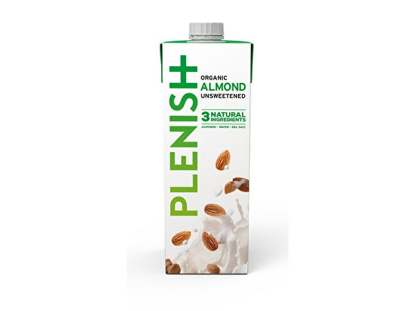 Plenish  Organic 7% Almond M*lk