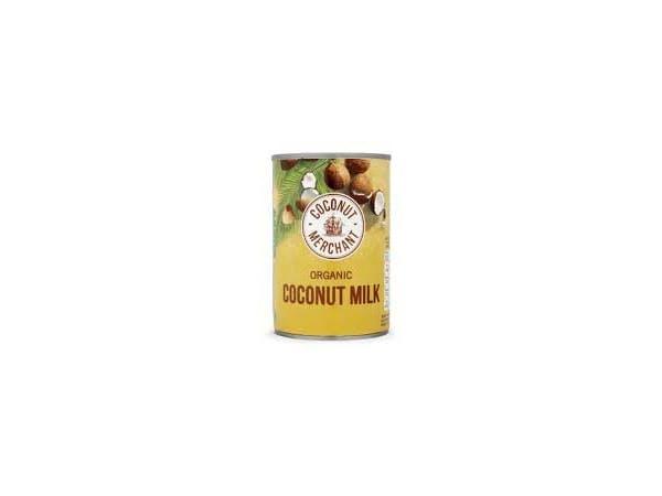 Coconut Merchant  Organic Coconut Milk