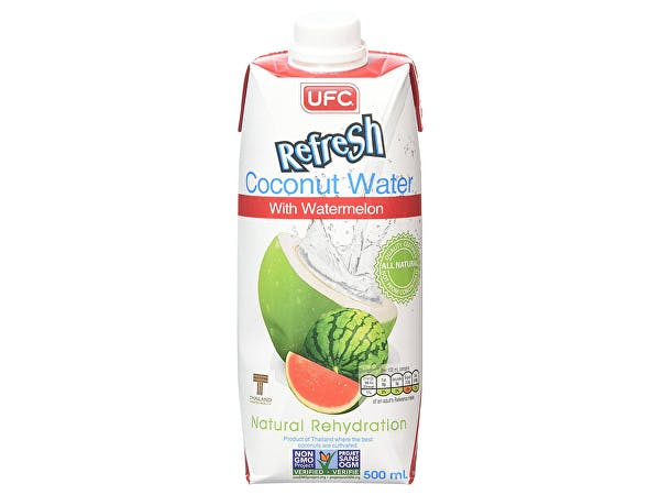 UFC Refresh  Coconut Water With Watermelon
