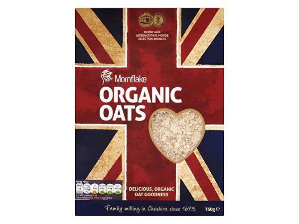 Mornflake  Organic Oats
