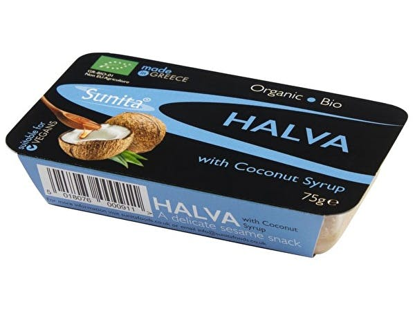 Organic Halva With Coconut