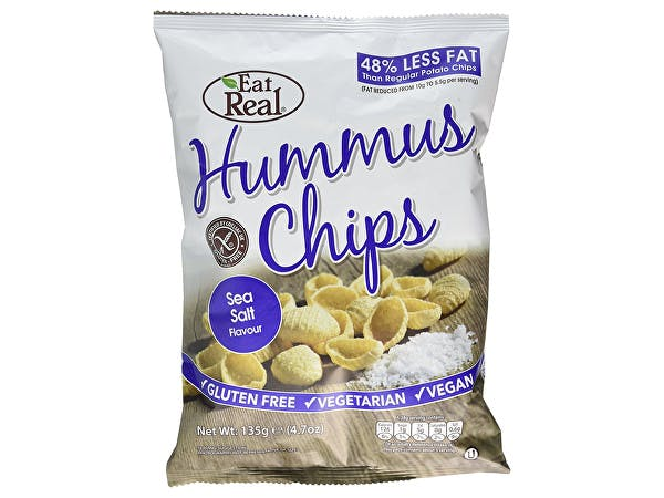 Eat Real  Hummus Sea Salt Chips