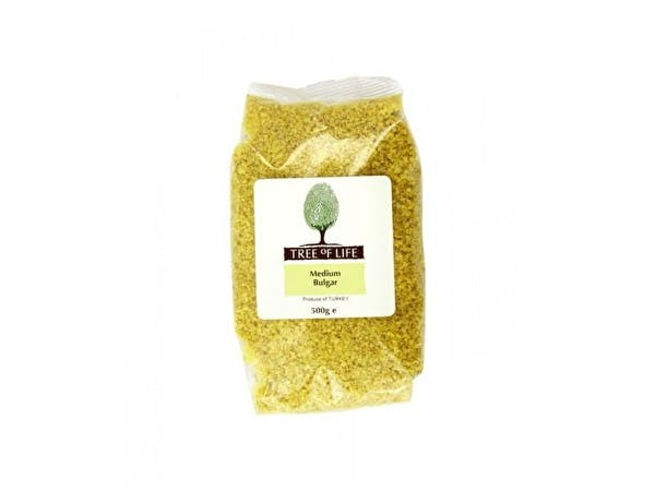 Bulgar Wheat - Medium
