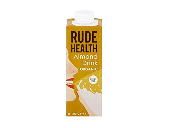 Rude Health  Dairy Free & Unsweetened Almond Drink