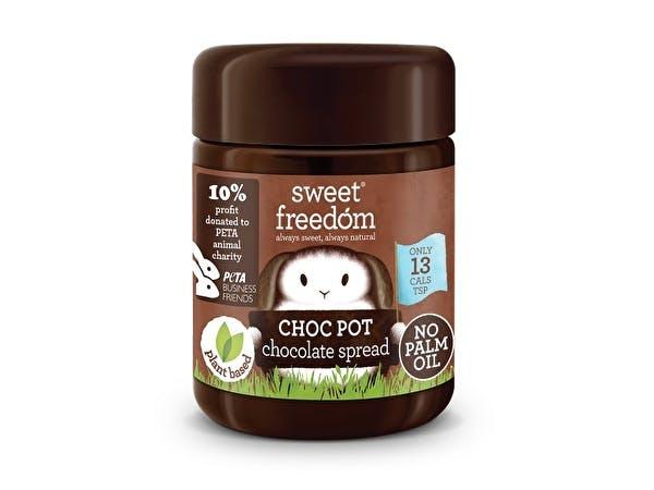 Sweet Freedom  Choc Pot Spread