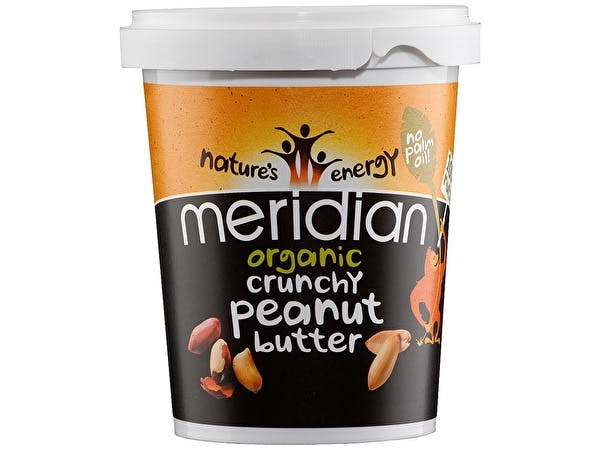 Organic Peanut Butter - Smooth 100% Nuts