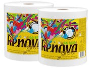 Renovagreen  100% Recycled Paper Towel Gigaroll
