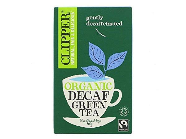 Clipper  Green Decaf Tea - Organic