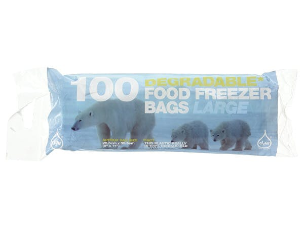 Symphony  Food & Freezer Bags - Large