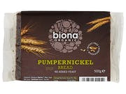 Biona  Pumpernickel Bread
