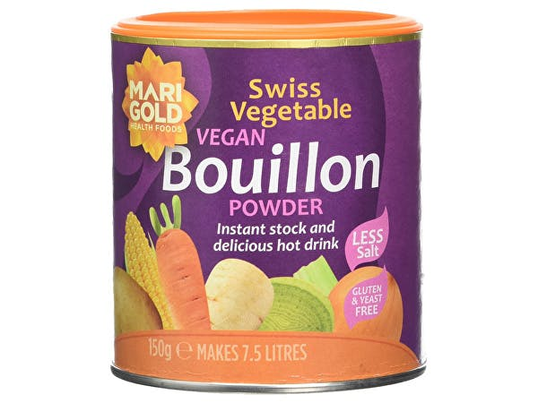 Marigold  Swiss Vegetable Bouillon - Reduced Salt