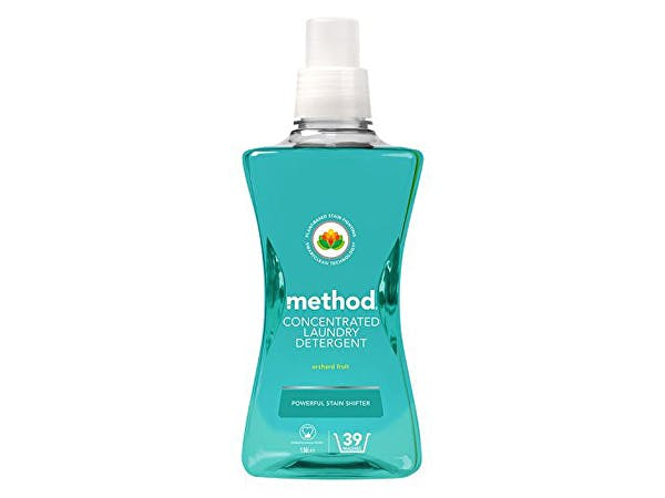 Method  Laundry Liquid - Orchard Fruit