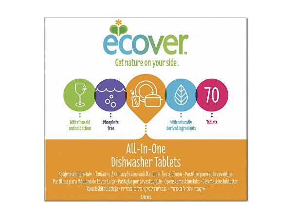 Dishwasher Tablets - All In One
