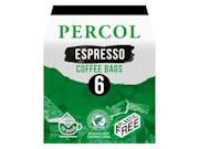 Percol Intense Espresso Coffee Bags