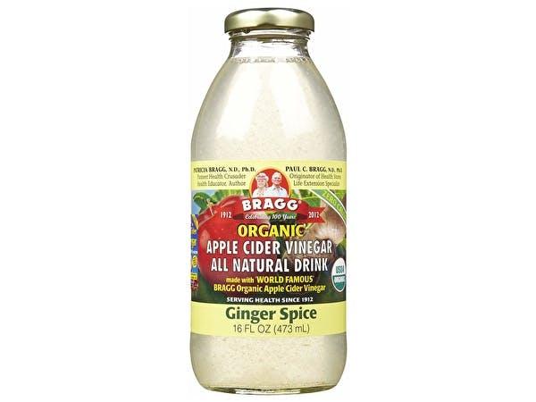 Apple Cider Vinegar & Ginger Spice Drink
