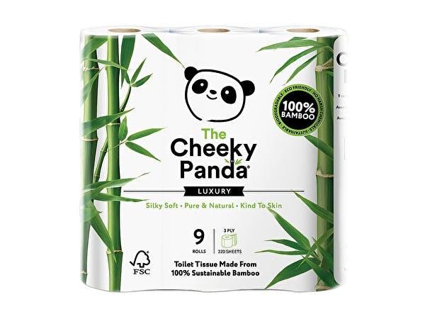 Sustainable Bamboo Toilet Rolls