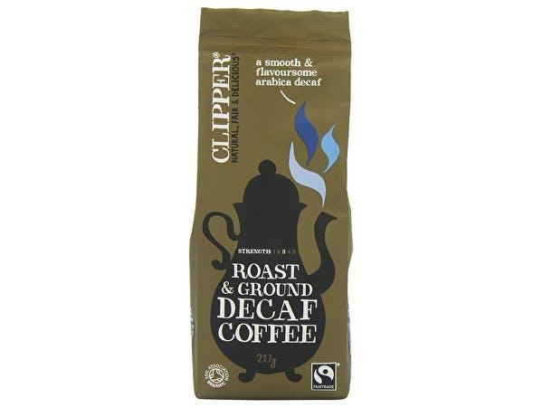 Clipper  Roast & Ground Coffee - Original Decaffeinated