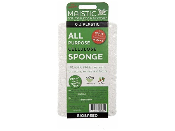 Plastic Free All Purpose Sponge