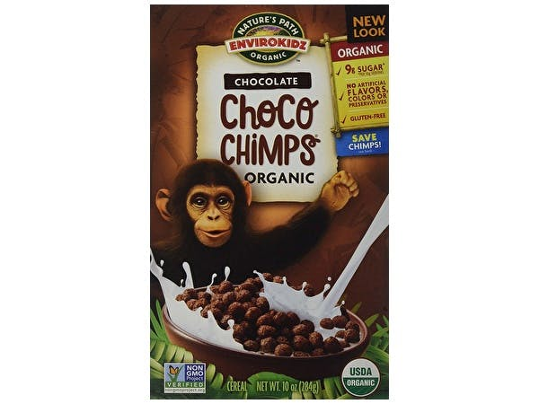 Enviro Kidz Chocolate Choco Chimps