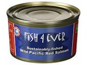 Wild Red Salmon