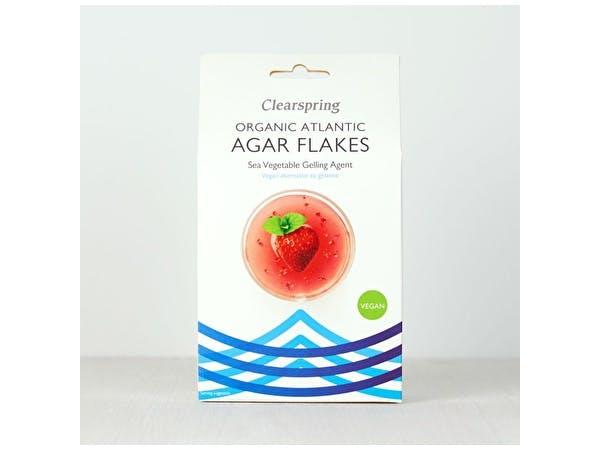 Organic Atlantic Agar Flakes