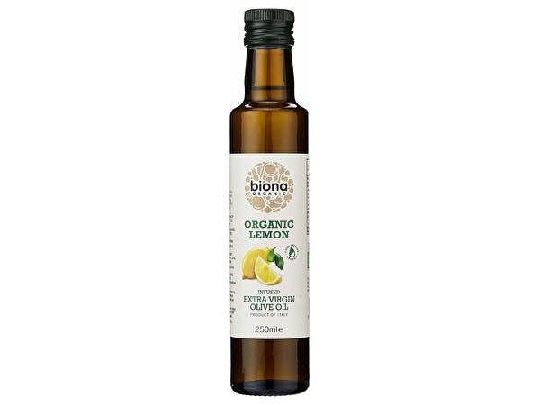 Organic Lemon Extra Virgin Olive Oil