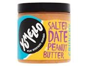 Crunchy Salted Date Peanut Butter