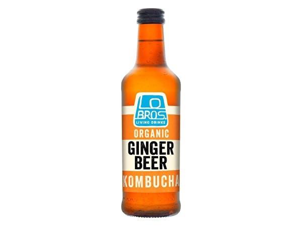 Organic Kombucha - Ginger Beer