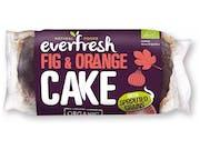 Organic Sprouted Fig & Orange Cake