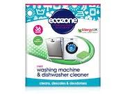 Washing Machine & Dishwasher Cleaner Tablets