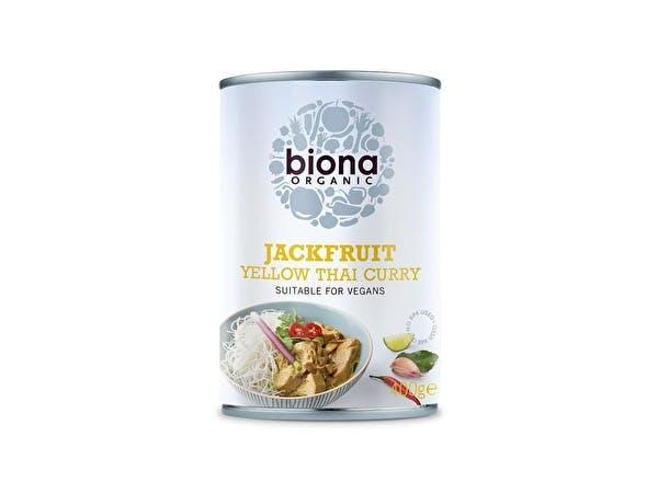 Organic Yellow Thai Curry Jackfruit In Can